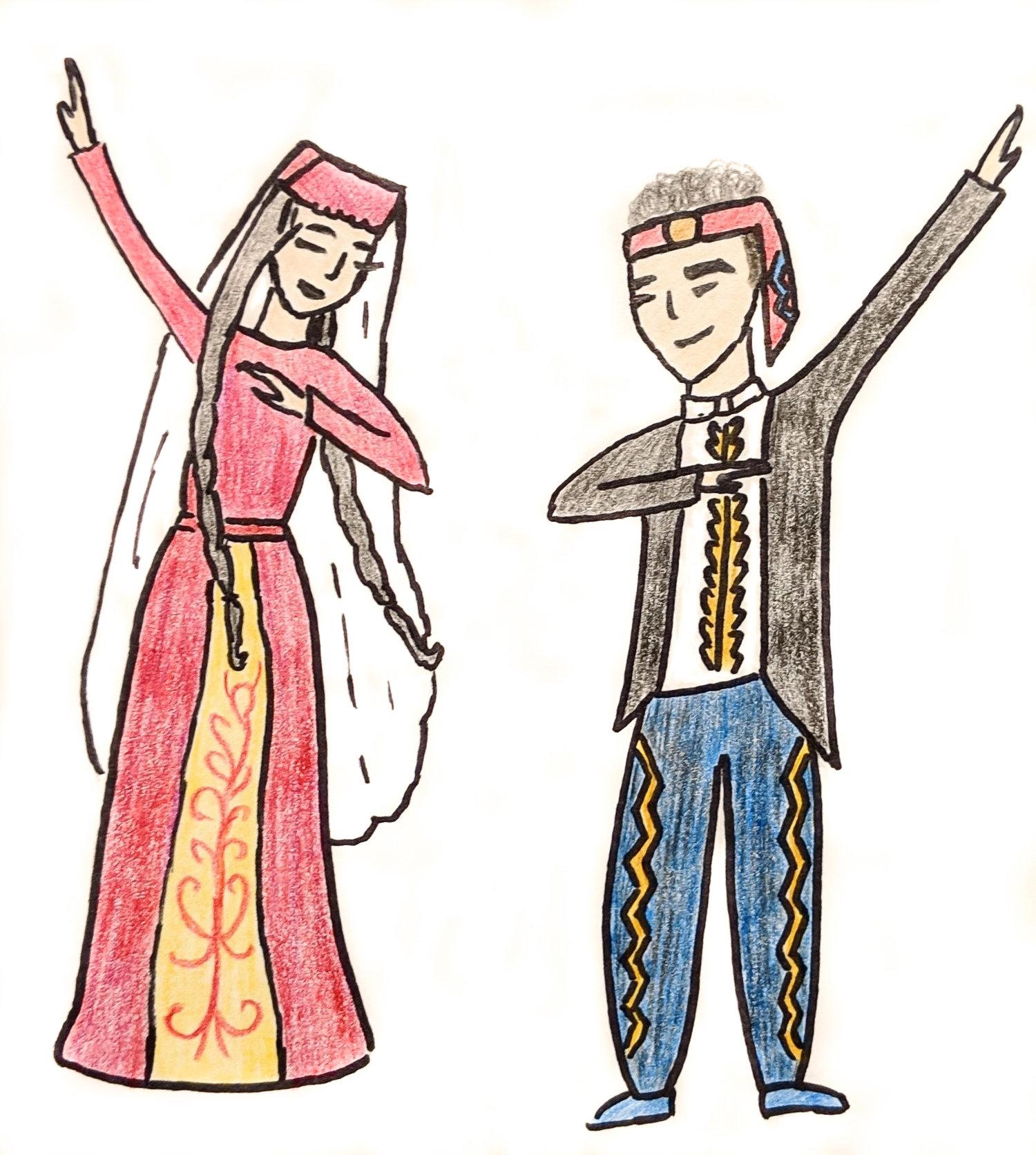 Как встретить пару на армянском сайте знакомств